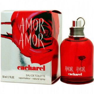 perfume love love of cacharel